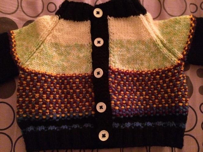 Baby-sweater